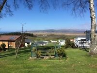 New 3 bedroom static caravan for sale on beautiful seaside holiday park. 12 MONTH SEASON.West Wales