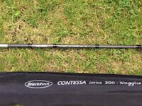 10' Carbon Waggler - High Modulus Carbon