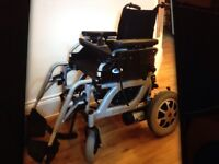 Days Escape power chair. Secondhand bought from mobility shop. Bargain price.