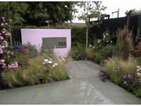 Experienced Landscape Foreman for successful Garden Design & Build company