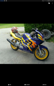 1997 honda cbr 600f3 (smoking joe edition)