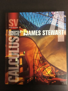 """Single Variable Calculus"" 4th ed textbook by James Stewart"