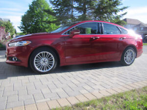 2016 Ford Fusion AWD Leather Navigation