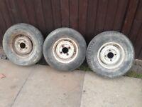 10inch mini wheels