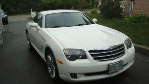 2004 Chrysler Crossfire Coupe (2 door)