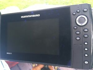 Helix 9X SI GPS , Trade for Bowmount troller 900$