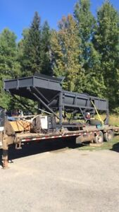 New gold mining trommel for sale