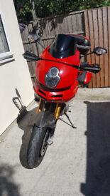 """Ducati Multistrada 1100s RED 2008 """"Cat C"""""""