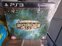 Bioshock Collector's edition new and sealed