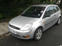 03 ford fiesta zetec 1.4 with only 71000 miles