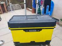 Stanley tool chest on wheels
