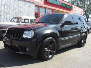 2009 Jeep Grand Cherokee SRT8 *Nav / RearCam / Sunroof / Leather