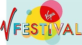 2 x V festival Saturday 19th August Day tickets - £140 (RRP £180)