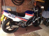 Fully restored ns125f