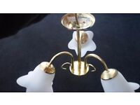 3 lamp pendant light