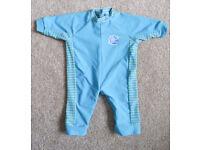Baby Full Body Swimsuit - 6-9 Months
