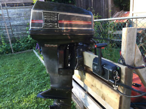 Force 50 outboard motor all included