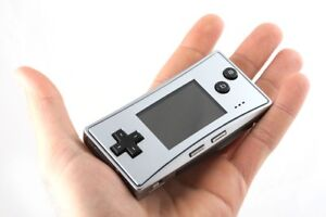 GAMEBOY MICRO WANTED