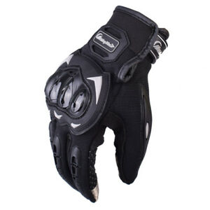 Motorcycle Bike Riding Gloves with protection | Black | New m