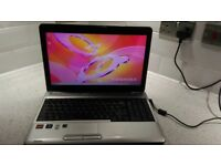 TOSHIBA L450 Laptop With Original Charger ... £110