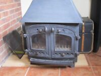7 Kilo Watt wood burner