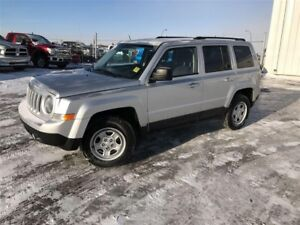 2013 Jeep Patriot Sport 4x4 - NO pst! No pst!!