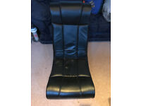 X rocker gaming chair with inbuilt speakers - 3 available