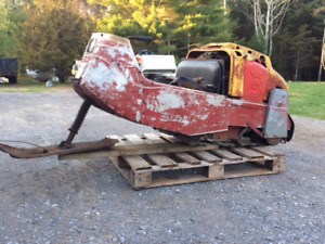 1969 Snowbug - for Parts or Project