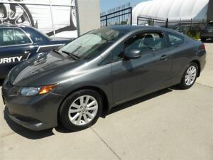 2012 Honda Civic EX Coupe Sunroof