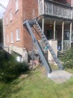 soudure,escalier,rampe,balcon,reparationc