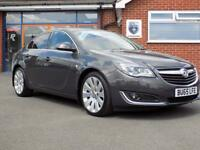 VAUXHALL INSIGNIA 2.0 CDTI ELITE NAV ECOFLEX 5dr 167 BHP * Leather & (grey) 2015