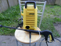 PATIO CLEANER KARCHER K-2.14 Small but efficient