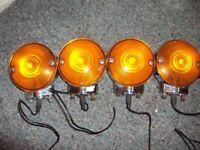 Harley Davidson lights