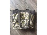 Large baby Changing Bag / pushchair bag