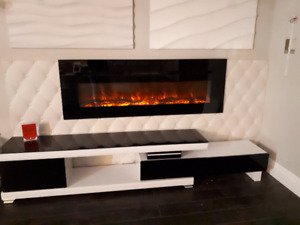 """<<Electric Fireplace>>40''50"""" 60"""" 70'' Built-IN*SPECIAL"""