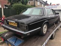 1990 DAIMLER 4.0 BLACK - ONLY 50k GENUINE