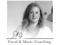 SINGING LESSONS in Margate