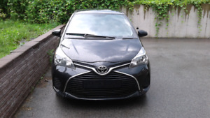 Toyota Yaris 2015 Lease transfer+I will give 500$ cash incentive