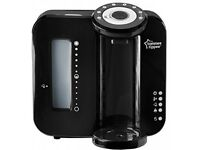 Tommee Tippee Perfect Prep Machine Black Edition With Box