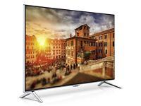 "Panasonic Viera TX-40CX400B 40"" 3D 2160p 4K UHD LED Smart TV WiFi With Freeview"