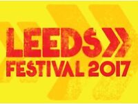 1 x EMINEM - Sunday Ticket for Leeds Festival