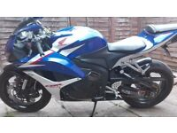 Honda cbr 600 rr spares or repair