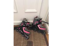 Girls Arrowx Roller Blades