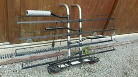 Pendle Cycle rack for 4 adjustable