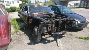 69 Fairlane  500. Parts car with Vin #