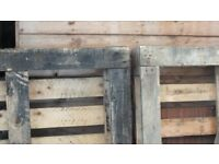 Pallet Boards x 2 FREE Collection only
