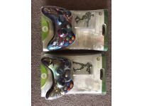 Halo 3 xbox 360 controllers