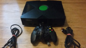 Softmodded Original Xbox