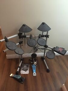 Electronic drum kit/set