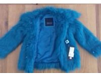 Gianni Feraud Designer Kids Fur Coat